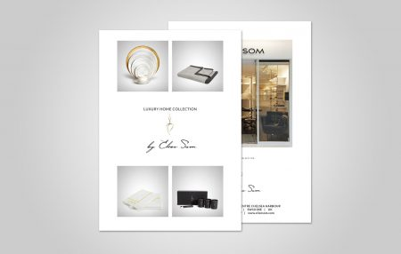 Luxury Home Collection by Elise Som Catalogue Design
