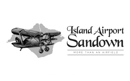 Logo Design Service For Island Airport Sandown